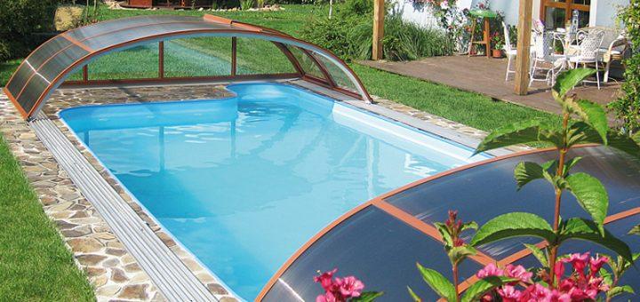 BabyDome Outdoor Pool Enclosures UK. | Swimex Over 1000 UK ...