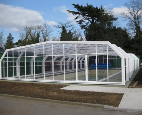 Colchester Girls School Pool Enclosure by Swimex 02