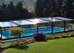 Easyglide 3 Angle Telescopic Pool Enclosure 04