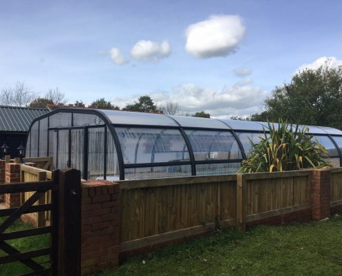 Galaxy Fixed Swimming Pool Enclosure Project Denyers 01