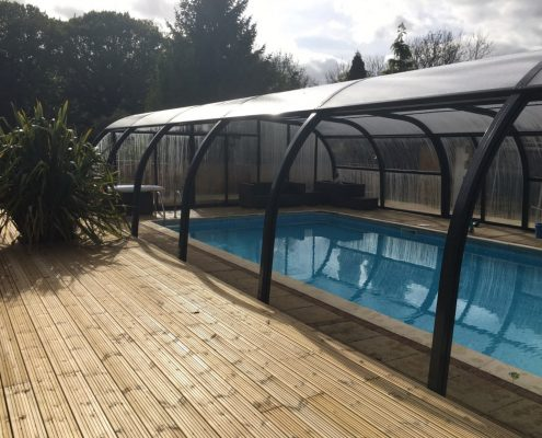 Galaxy Fixed Swimming Pool Enclosure Project Denyers 02