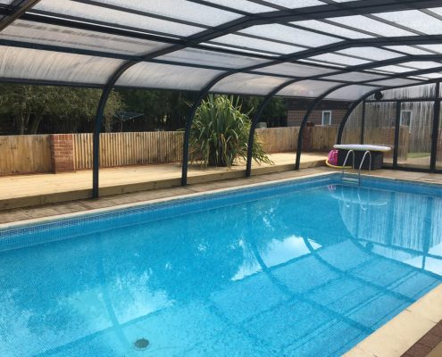 Galaxy Fixed Swimming Pool Enclosure Project Denyers 05
