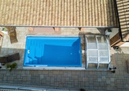 Galaxy Low Telescopic Pool Enclosure 03