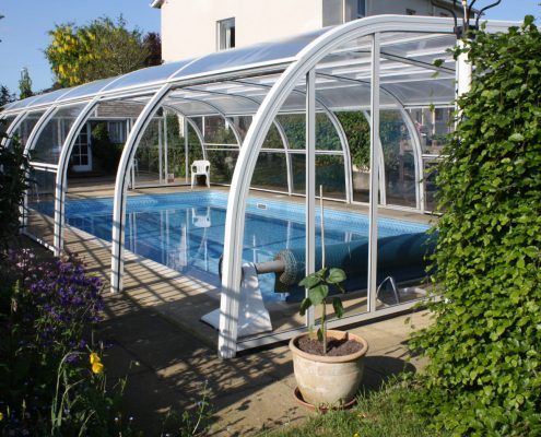 Galaxy Pool Enclosure For JH North Lancashire 03