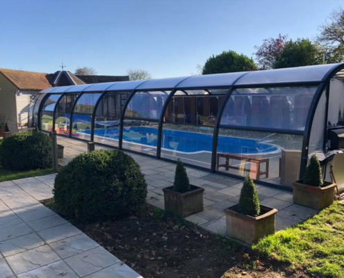 Galaxy Pool Enclosure For Swimming School 02