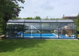 Galaxy Pool Enclosure Installation Freestanding June 2018 04