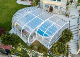 Galaxy Pool Enclosure With IRIS End 03