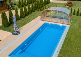 Galaxy high telescopic pool enclosure 03
