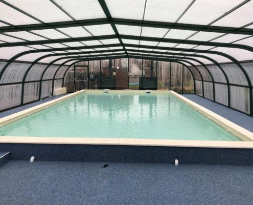 Sutton School Pool Enclosure by Swimex 01