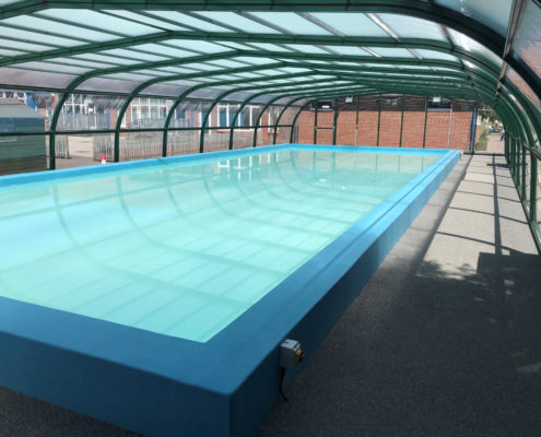 The Globe School Pool Enclosure by Swimex 02